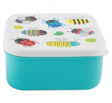 Busy Bugs lunch box