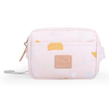 Octopus waist bag-wallet