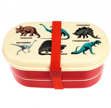 Prehistoric Land bento lunch box