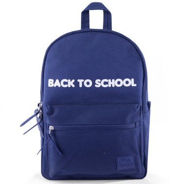 UNI Navy school backpack