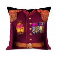 Army of love small cushion