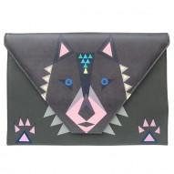Dakota Wolf clutch