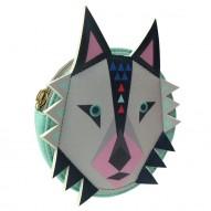 Dakota Wolf wallet
