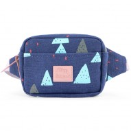 Forest waist bag-wallet
