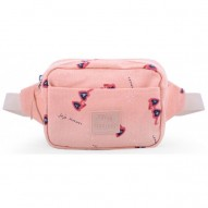Glasses waist bag-wallet