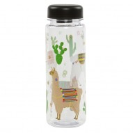 Lima Llama water bottle