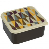 Metro Geometric lunch box