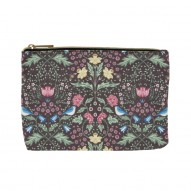 Midnight Garden cosmetic bag