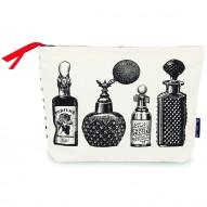 Perfume cosmetic bag