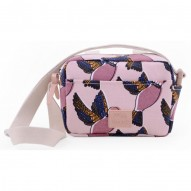 Pink Birds mini bag/scooter bag