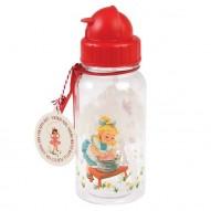 Retro Girl water bottle