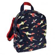 Space Age mini backpack