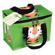 Tiger lunch bag