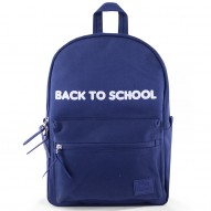 UNI Navy school backpack