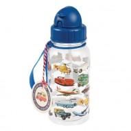 Vintage Transport water bottle