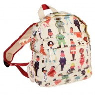 World of Work mini backpack
