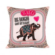 Zoo small cushion