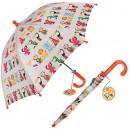 Colourful Creatures children's umbrella