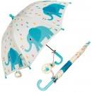 Elvis the Elephant children's umbrella
