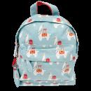Llama mini backpack