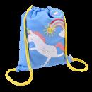 Magical Unicorn drawstring backpack