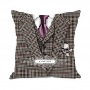 Monsieur small cushion