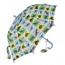 Prehistoric Land children's umbrella