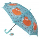 Rusty the Fox children's umbrella
