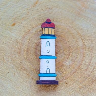 Blue Lighthouse sagė