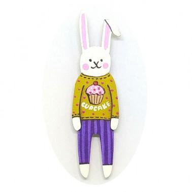 Cupcake Jumper Rabbit sagė