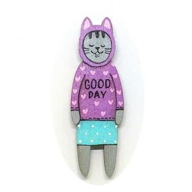 Good Day Jumper Cat sagė