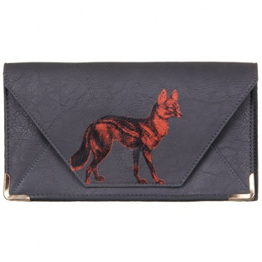 Heritage & Harlequin Fox piniginė kelionėms