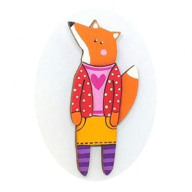 Heart Jumper Fox sagė