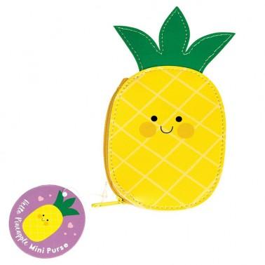 Hello Pineapple vaikiška piniginė
