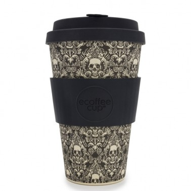 Milpera Mutha Ecoffee Cup daugkartinio naudojimo puodelis (400 ml)