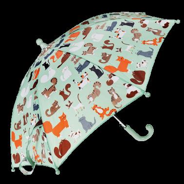 Nine Lives vaikiškas skėtis
