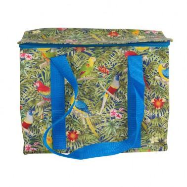 Parrot Paradise priešpiečių krepšys