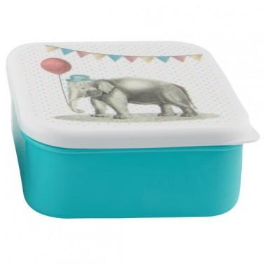 Party Animals Elephant priešpiečių dėžutė