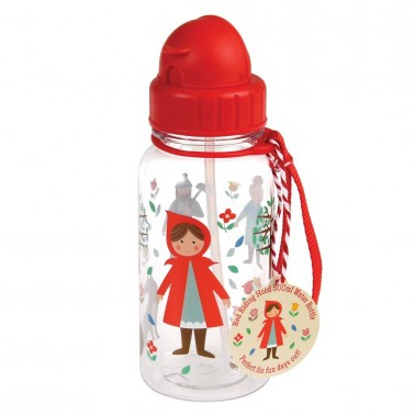 Red Riding Hood vandens buteliukas