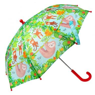 Sloth and Friends vaikiškas skėtis