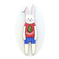Avocado T-shirt Rabbit sagė