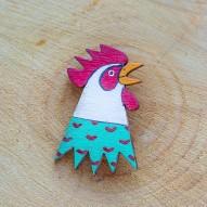 Green Rooster sagė