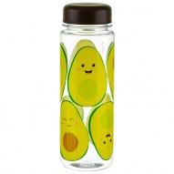 Happy Avocado vandens buteliukas