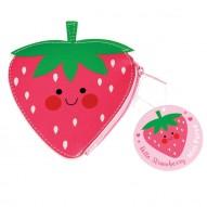 Hello Strawberry vaikiška piniginė