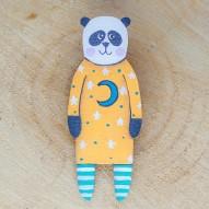 Moon Dress Panda sagė