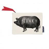 Piggy Bank piniginė/kosmetinė