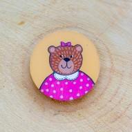 Round Bear sagė