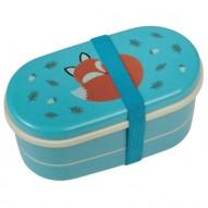 Rusty the Fox bento priešpiečių dėžutė