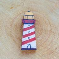 Wide Lighthouse sagė
