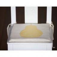 Yellow Pear pagalvėlė vaikiškai kėdutei